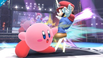 kirby mario super smash bros wii u 3ds