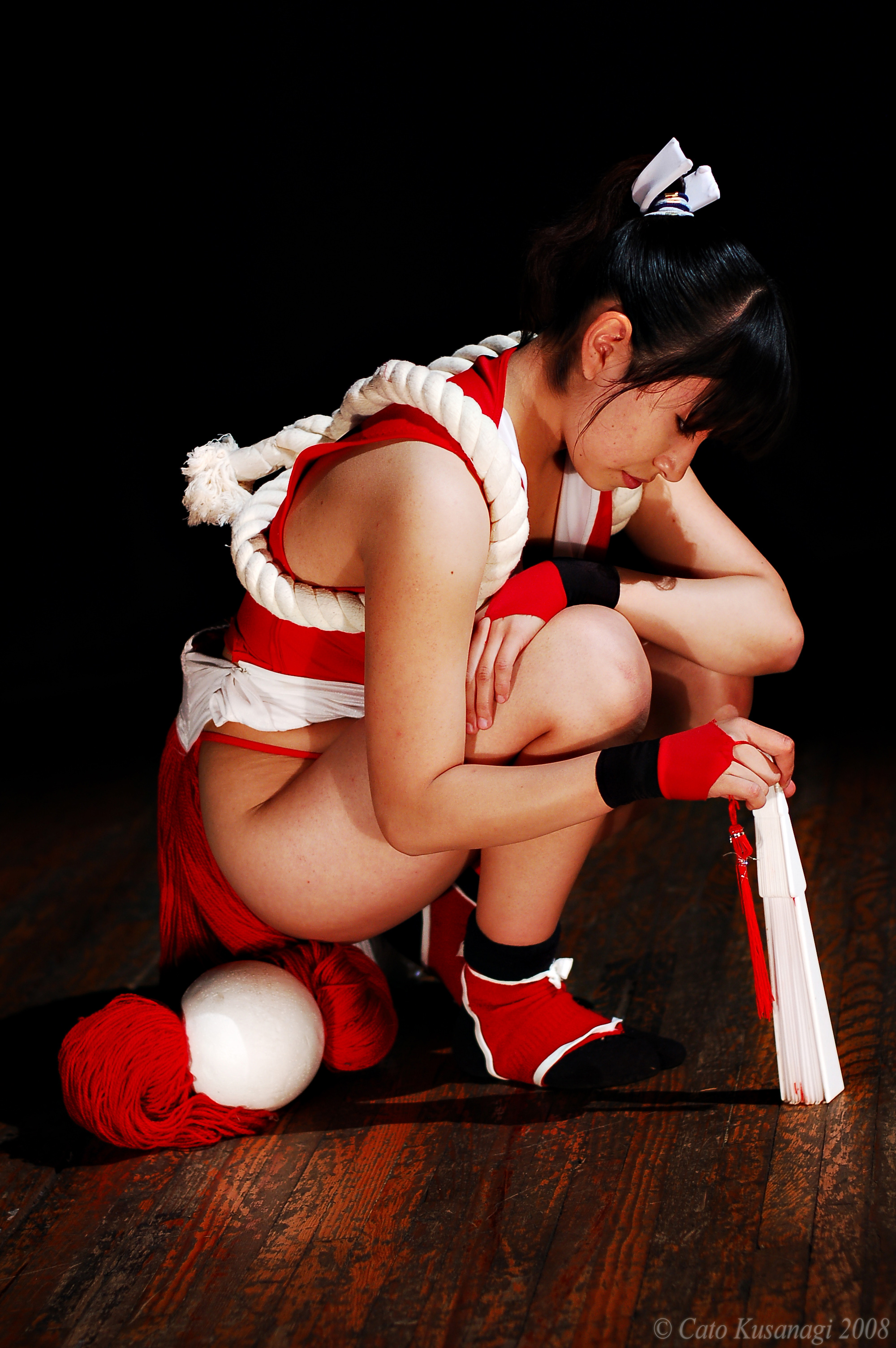 Beldamy Mai Shiranui Cosplay