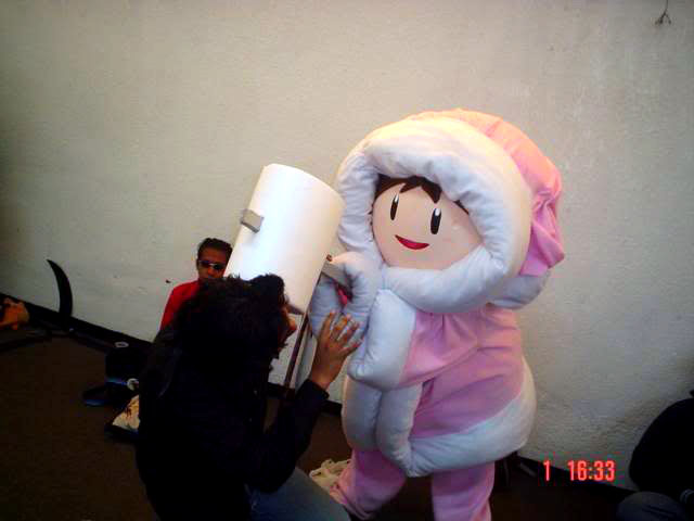 Ice Climber Cosplay Nana