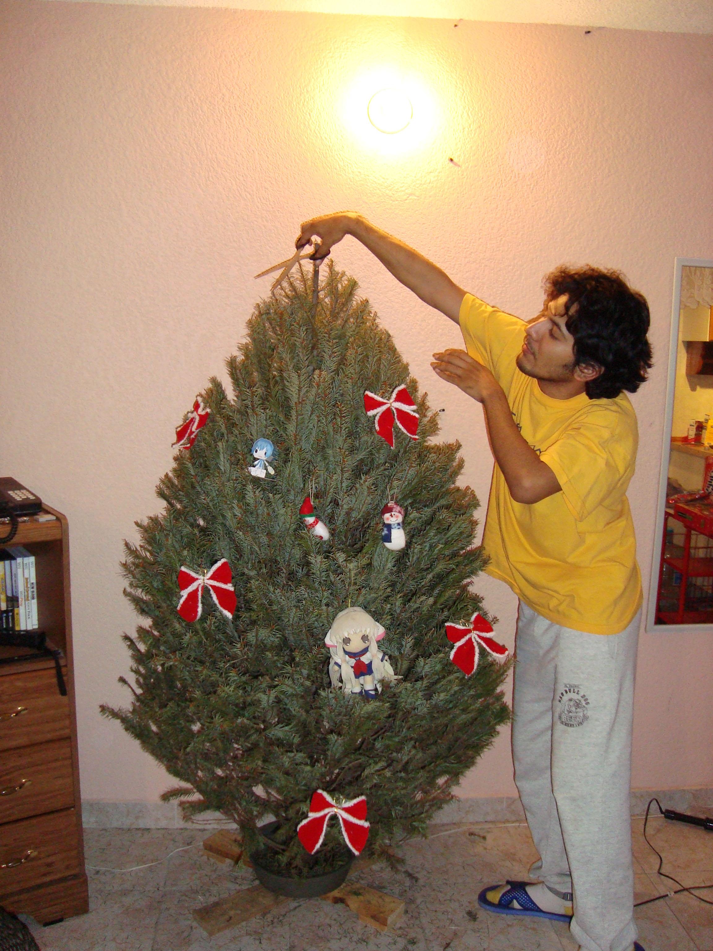 Donizetty Arbol de Navidad