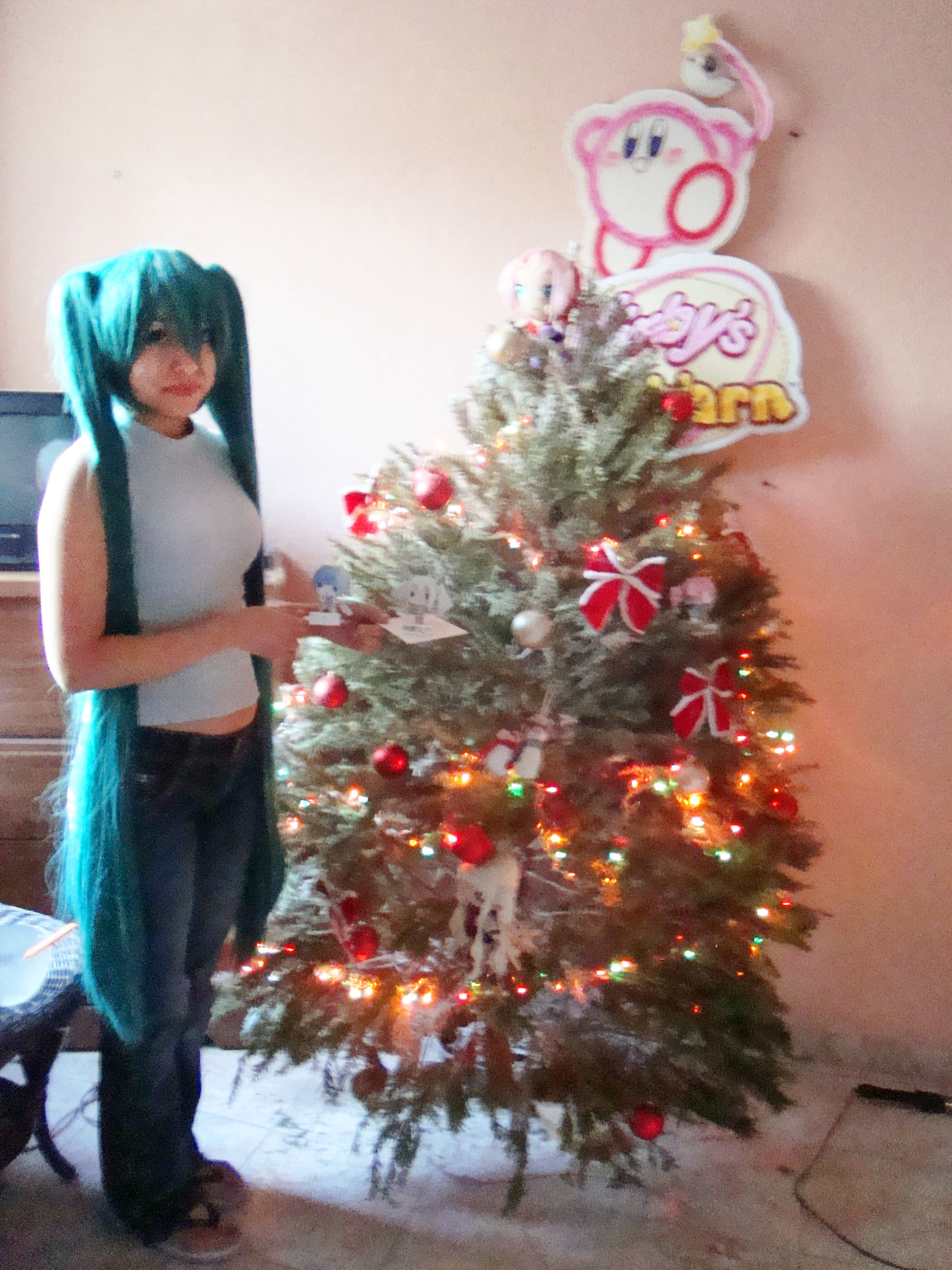 Beldamy Miku Arbol de Navidad