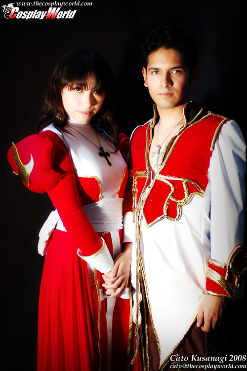 High Priestess & Priest Ragnarok Online Cosplay