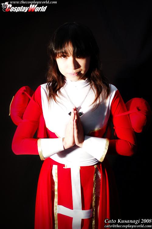 High Priestess & Priest Ragnarok Online Cosplay