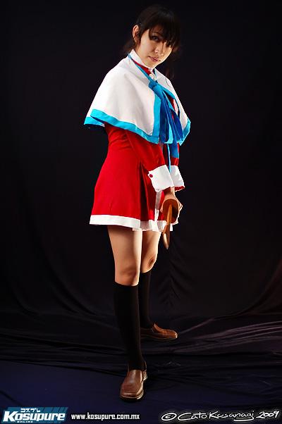 Beldamy Mai Kawasumi Cosplay