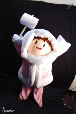 Nana Cosplay Ice Climber